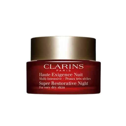 Clarins Super Restorative Night Wear Very Dry Skin