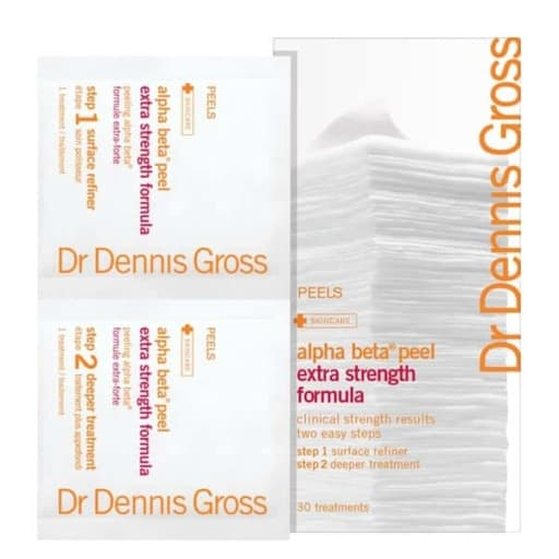 Dr Dennis Gross Alpha Beta Face Peel Extra Strength Packetts St