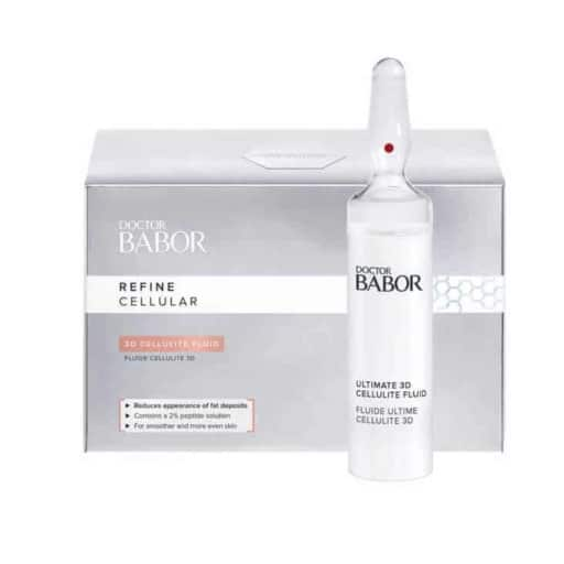 Babor D Cellulite Fluid Ampuller