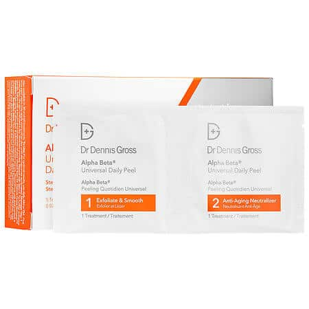 Dr Dennis Gross Alpha Beta Universal Daily Peel Pack