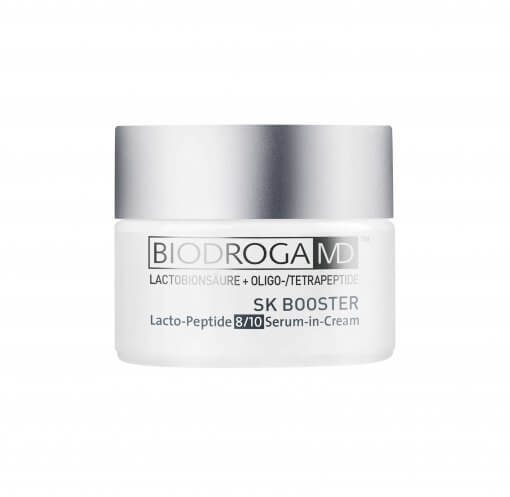 biodroga md lacto peptide anti age cream
