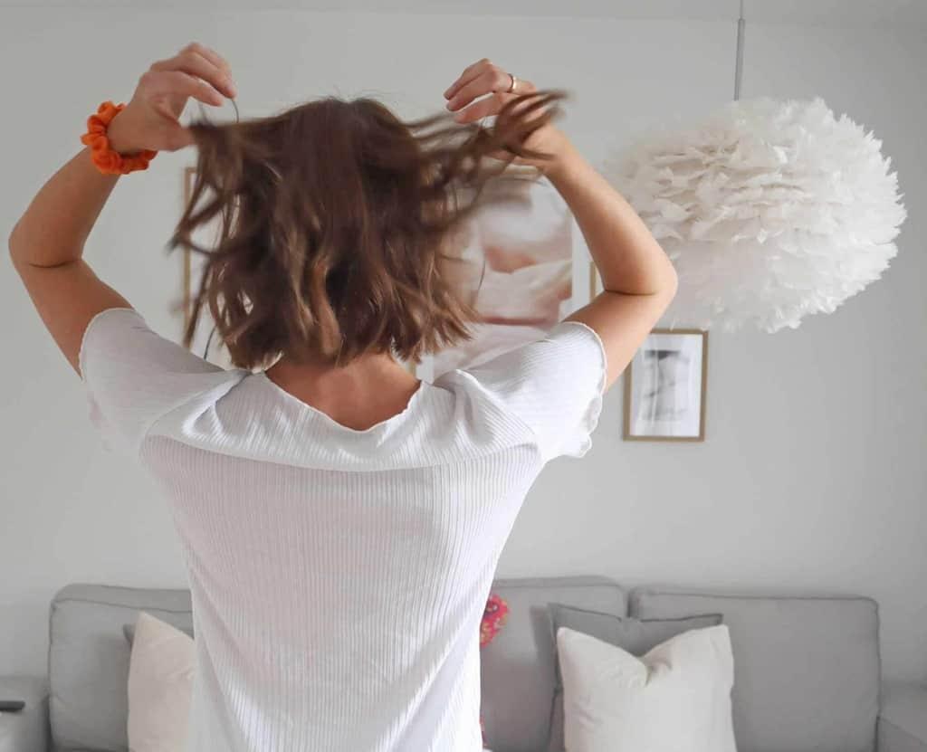 friskt har angelica 1024x831 - Tips för ett friskt hår