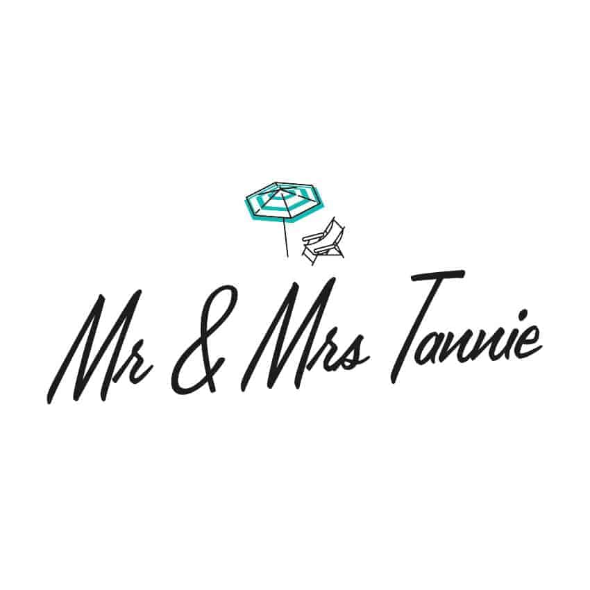 Mr & Mrs Tannie logo