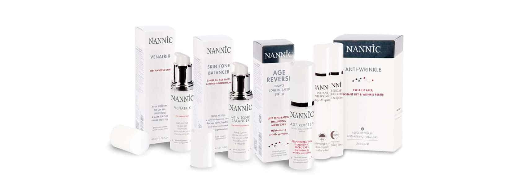 nannic banner