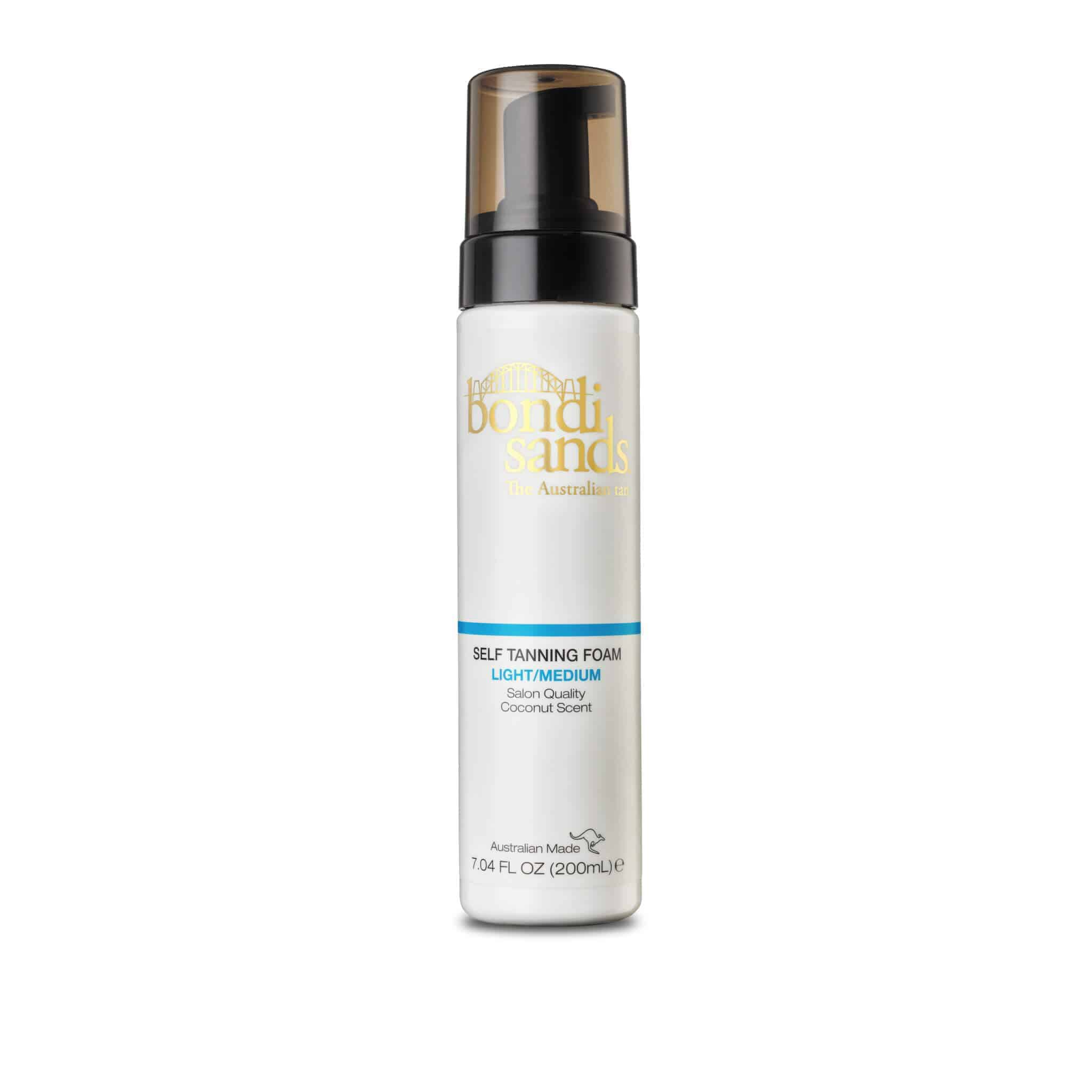 Bondi Sands Self Tanning Foam Light Medium